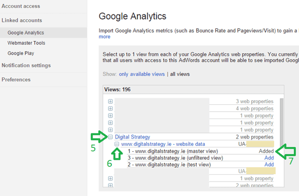 Google Ads | Google Analytics