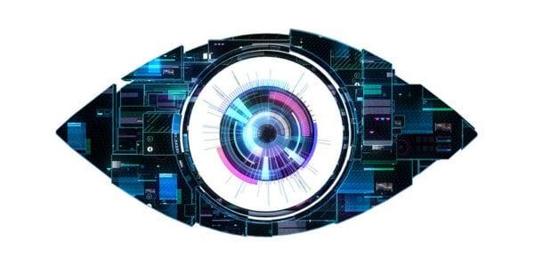 Image of eye, representing surveillance capitalism watching